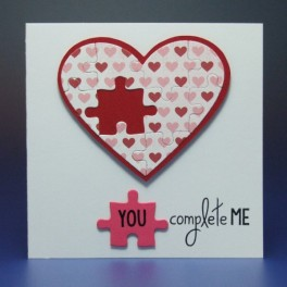 You Complete My Jigsaw, Baby!