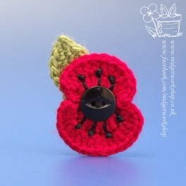 Small Remembrance Poppy