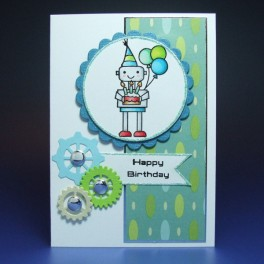 Robo-Birthday Wishes