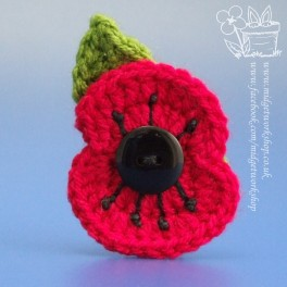 Large Remembrance Poppy