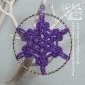 Purple with Purple Sparkle