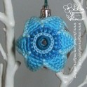 Crochet Star Baubles