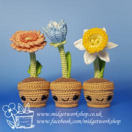 Flowerpot Friends Set